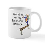 Working on My Emotional Balance Mugs