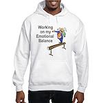 Working on My Emotional Balance Sweatshirt