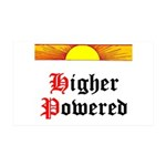 HIgher Powered (Sunrise) Wall Decal