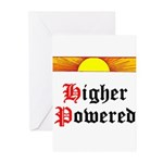 HIgher Powered (Sunrise) Greeting Cards