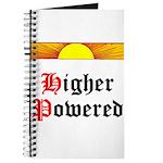 HIgher Powered (Sunrise) Journal