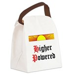 HIgher Powered (Sunrise) Canvas Lunch Bag