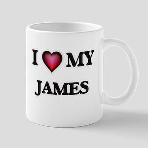 I love James Mugs