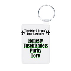 4-absolutes Keychains
