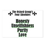 4-absolutes Postcards (Package of 8)