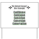 5-concepts Yard Sign