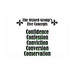 5-concepts Wall Decal