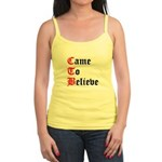came-to-believe-oldeng Tank Top