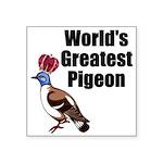 greatestpigeon Sticker