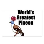 greatestpigeon Postcards (Package of 8)