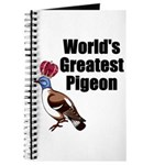 greatestpigeon Journal