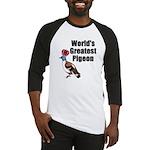 greatestpigeon Baseball Jersey