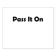 pass-it-on Posters