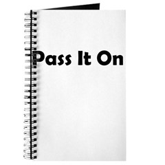 pass-it-on Journal