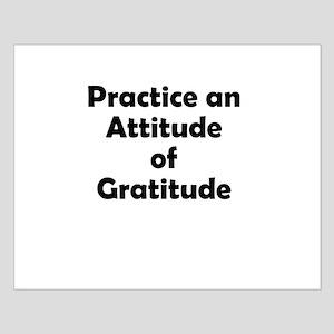 attitude-gratitude Posters