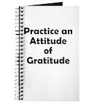 attitude-gratitude Journal
