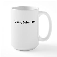 living-sobr-inc Mugs