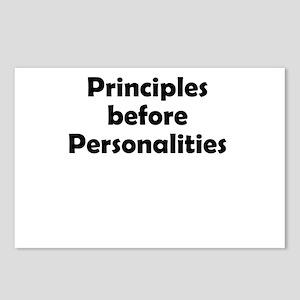 principles=personlaities Postcards (Package of