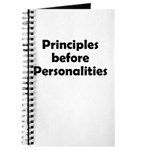 principles=personlaities Journal