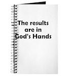 results-gods-hands Journal