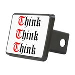 think-think-think-old-english Hitch Cover