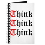 think-think-think-old-english Journal