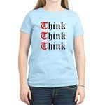think-think-think-old-english T-Shirt