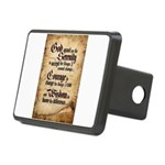 serenity-scroll Hitch Cover