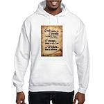 serenity-scroll Sweatshirt
