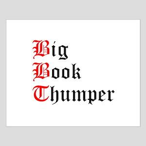 big-book-thumper-2 Posters