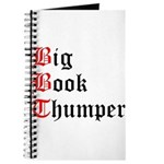 big-book-thumper-2 Journal