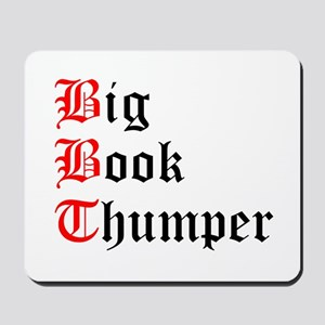 big-book-thumper-2 Mousepad