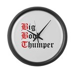 big-book-thumper-2 Large Wall Clock