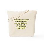 meetings-free Tote Bag