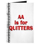 aa-quitters Journal