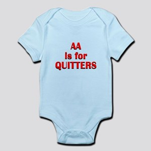 aa-quitters Body Suit