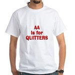 aa-quitters T-Shirt