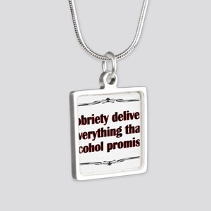 sobriety-delivers Necklaces