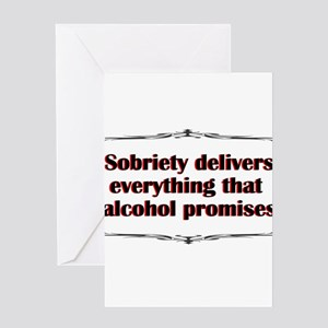 Sobriety greeting cards cafepress sobriety delivers greeting cards bookmarktalkfo Choice Image