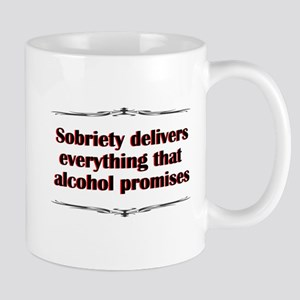 sobriety-delivers Mugs
