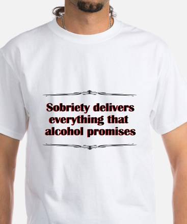 sobriety-delivers.png T-Shirt