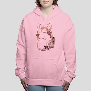 Malamute Word Sweatshirt