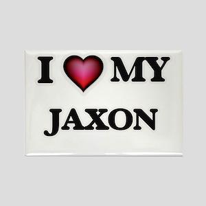 I love Jaxon Magnets