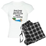 ass-falls-off Pajamas