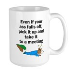 ass-falls-off Mugs