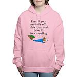 ass-falls-off Sweatshirt