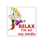 relax-meds Sticker