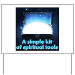spiritual-tools Yard Sign