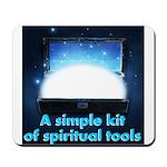 spiritual-tools Mousepad