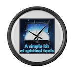 spiritual-tools Large Wall Clock
